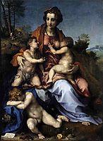 Charity, 1518, sarto