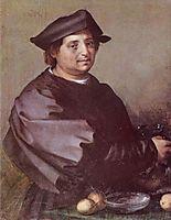 Domenico di Jacopo di Matteo, called -Becuccio Bicchieraio-, c.1530, sarto