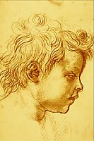 Head of a Child, sarto
