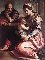 Holy Family (Barberini), c.1528, sarto