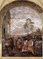 The Journey of the Magi, 1511, sarto