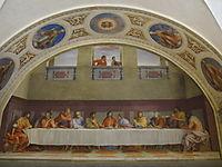 The Last Supper, 1525, sarto