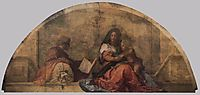 Madonna del Sacco, 1525, sarto
