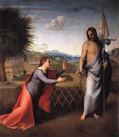 Noli Me Tangere, c.1510, sarto