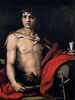 St. John the Baptist, c.1523, sarto