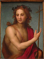 St. John the Baptist, c.1517, sarto