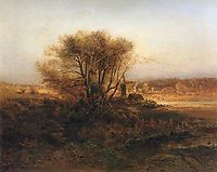 Autumn, 1871, savrasov