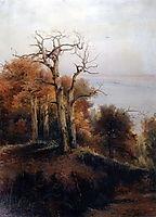Autumnforest.Kuntsevo (Damnplace), 1872, savrasov