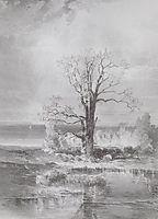 Autumn Landscape, 1877, savrasov