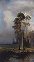 Autumn.Sokolniki, c.1890, savrasov