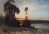 By evening, 1886, savrasov