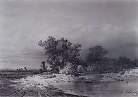 Clearance, c.1850, savrasov