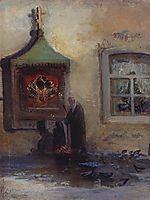 Near icon, c.1870, savrasov