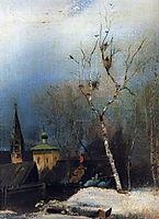 EarlySpring, c.1890, savrasov