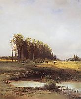 Elk Island, savrasov