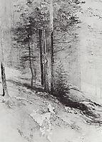 Forest, 1877, savrasov