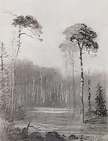 Landscape, savrasov