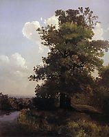 Oaks, 1855, savrasov