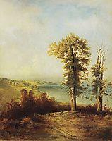 Oaks, c.1850, savrasov