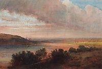 On the Volga, c.1870, savrasov