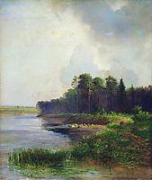 Riverside, 1879, savrasov
