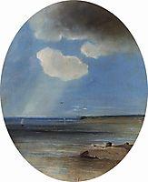 Seascape, c.1890, savrasov