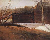 Spring, 1874, savrasov