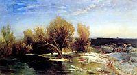 Spring, 1883, savrasov