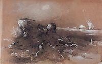 Stumps, 1854, savrasov