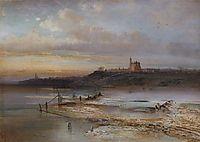 Thaw.Yaroslavl., 1874, savrasov