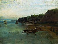 VolganearGorodets, 1870, savrasov