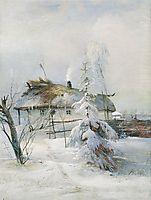 Winter, 1873, savrasov