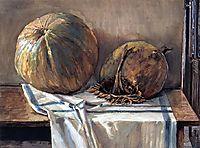 Melon, 1905, schiele