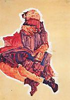 Sleeping Child, 1910, schiele