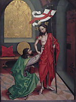 Altar (of omgeving), 1491, schongauer