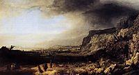 Landscape, c.1633, seghers