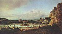 Panoramic landscape, c.1625, seghers