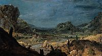 River valley, c.1626, seghers