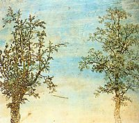 Two Trees, 1625, seghers