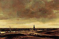 View of Rhenen, 1630, seghers