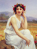 The Muse, seignac