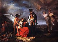 Junot Protegendo a Cidade de Lisboa, 1808, sequeira