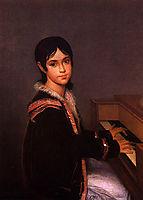 Mariana Benedita Sequeira , 1822, sequeira