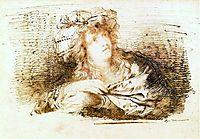 Mulher com turbante, sequeira