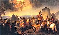O Milagre de Ourique, 1793, sequeira