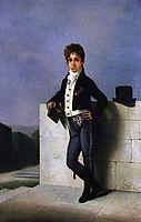 Retrato de Conde de Farrobo, 1813, sequeira
