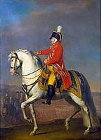 Retrato equestre de João V de Portugal, 1803, sequeira