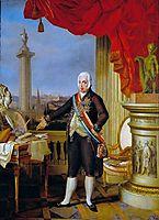 Retrato de D. João VI, sequeira