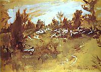 Herd, serov