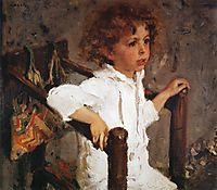 Mika Morozov , 1901, serov